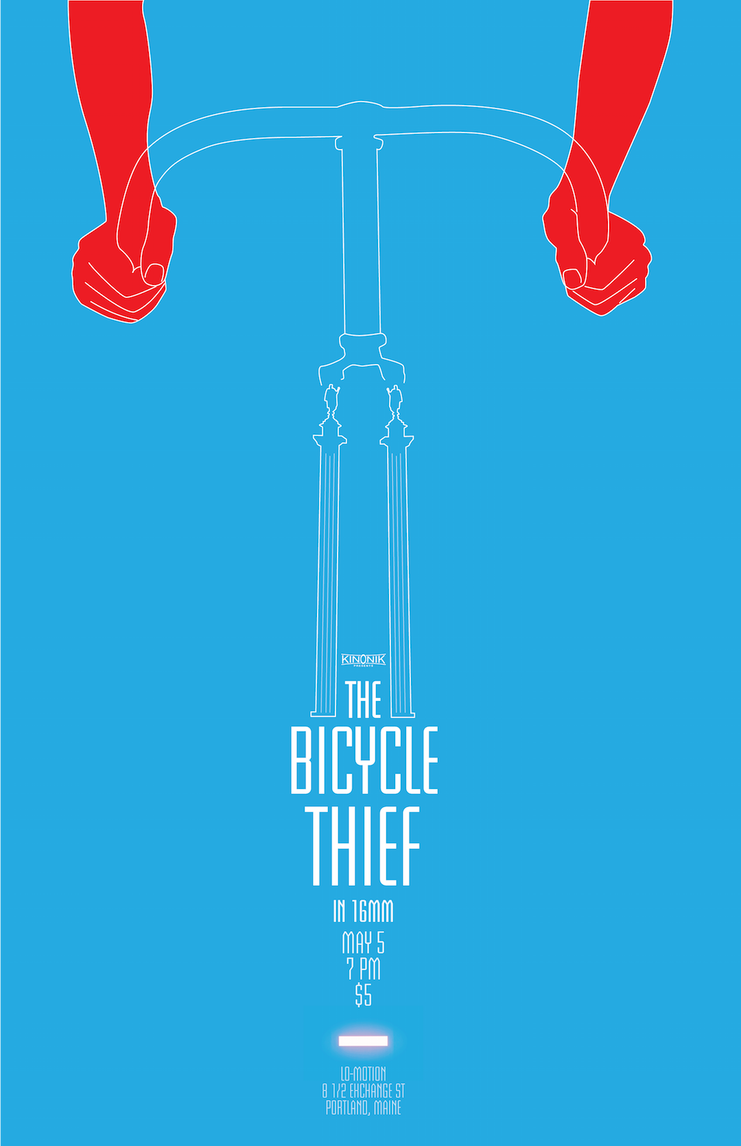 Poster for Vittorio De Sica's The Bicycle Thief