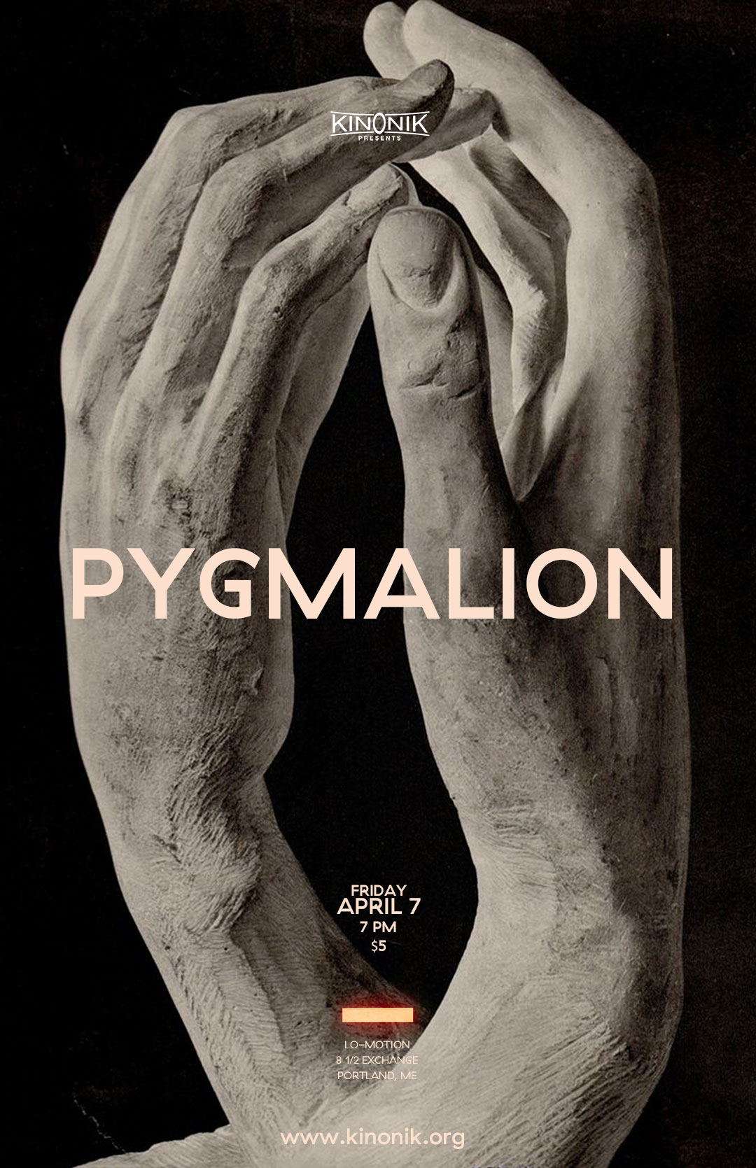 Poster for Poster for Anthony Asquith's Pygmalion
