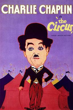 The Circus (1928) poster