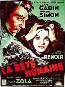 Jean Renoir's La Bete Humaine