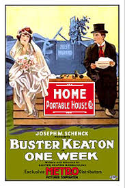 Buster Keaton's One Week