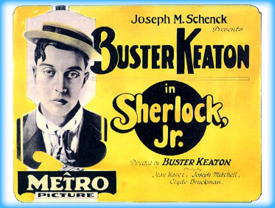 Buster Keaton's Sherlock Junior