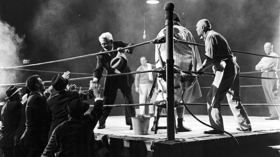 Edwin O'Connor, John Ford and doing for the Irish in America what Faulkner did for the South